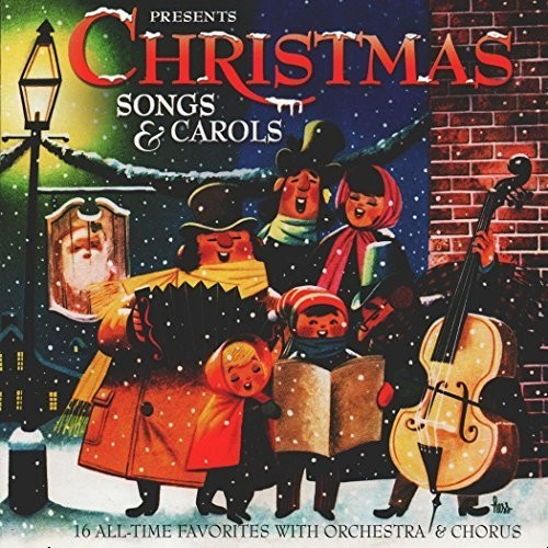 Mitch Miller Presents: Christmas Songs & Carols