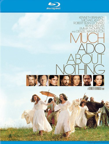 Much Ado About Nothing [1993] [Widescreen]