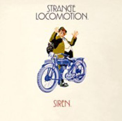 Strange Locomotion [Import]