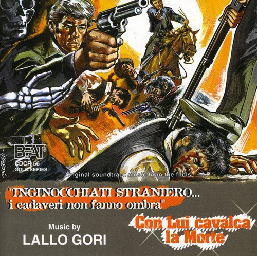 Inginocchiati Straniero (Original Soundtrack) [Import]