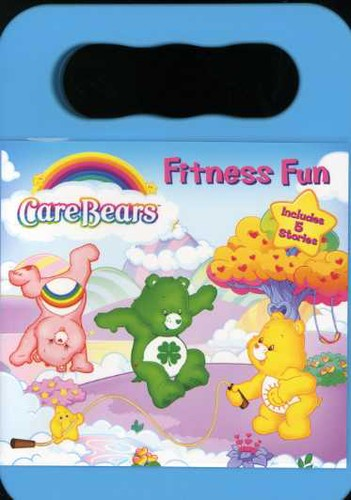 Care Bears: Fitness Fun [Full Frame] [Carry Case Packaging] [Sensormatic] [Checkpoint]
