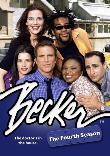 Becker: The Fourth Season