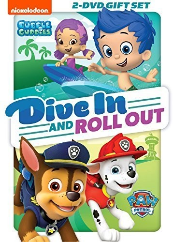 Paw Patrol/ Bubble Guppies: Dive In and Roll Out