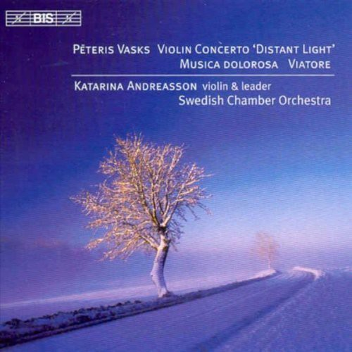 Violin Concerto: Distant Light /  Musica Dolorosa