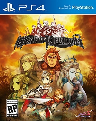 Grand Kingdom for PlayStation 4