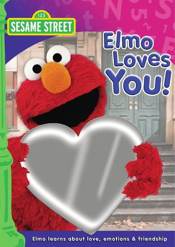 Elmo Loves You [Full Frame]