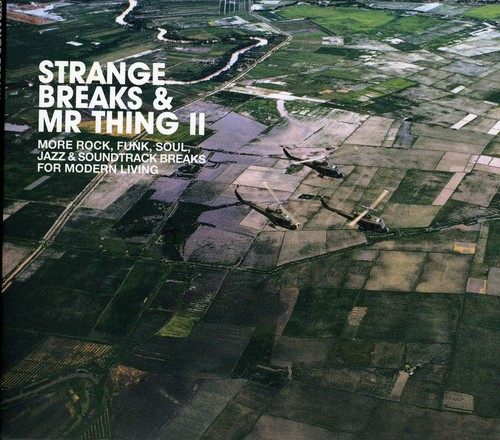 Strange Breaks and Mr. Thing Vol.2