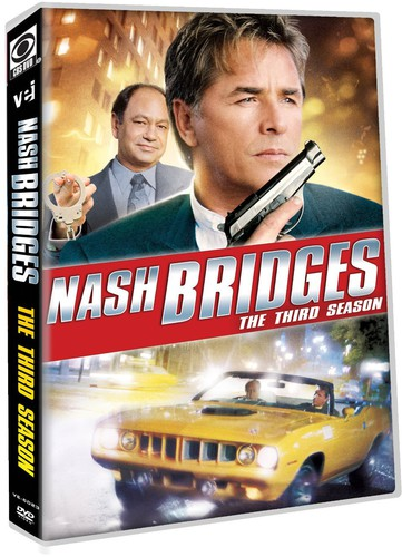 Nash Bridges: Third Season