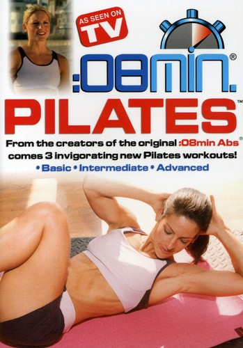 8 Minute Pilates: Basic Intermediate & Advanced