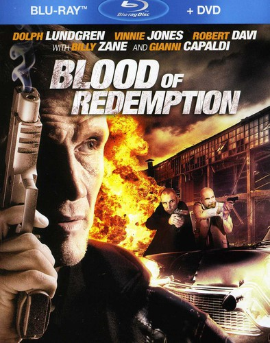 Blood Of Redemption [Blu-Ray/ DVD Combo]