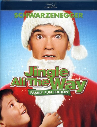 Jingle All The Way [Family Fun Edition] [Extendeed Version] [WS] [2 Discs]