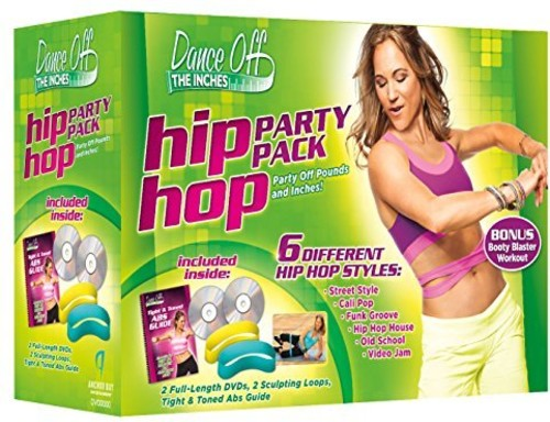 Dance Off the Inches: Hip Hop Party Pack Kit