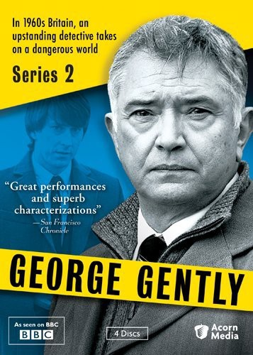 George Gently Series 2 [4 Discs]