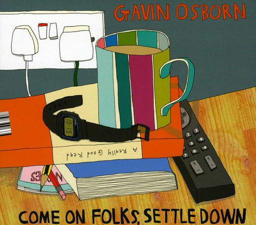 Come on Folks Settle Down [Import]