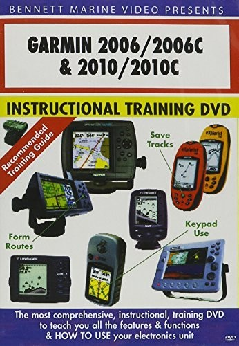Garmin GPS Map: 2006-2006C & 2010-2010C