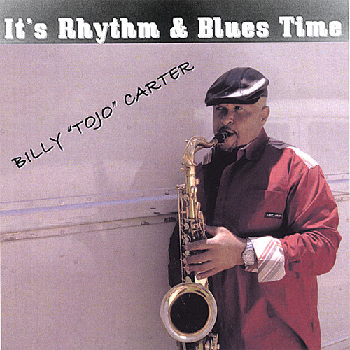 It's Rhythm & Blues Time