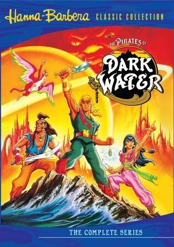 The Pirates of Dark Water: The Complete Series