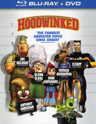 Hoodwinked [Blu-Ray/ DVD Combo] [WS]