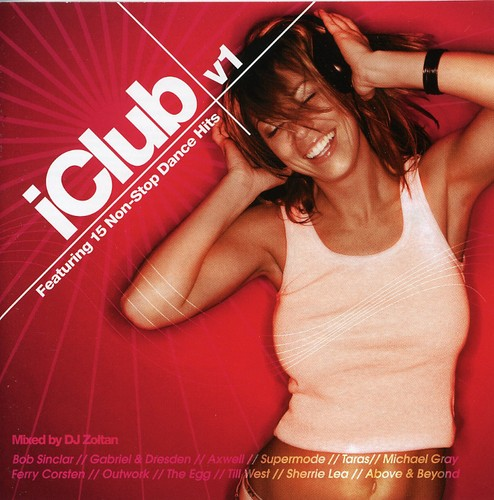 Club 1: 15 International Dance Hits Non-Stop DJ