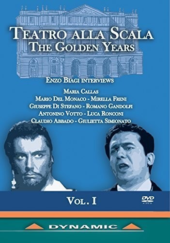 Teatro Alla Scala the Golden Years 1