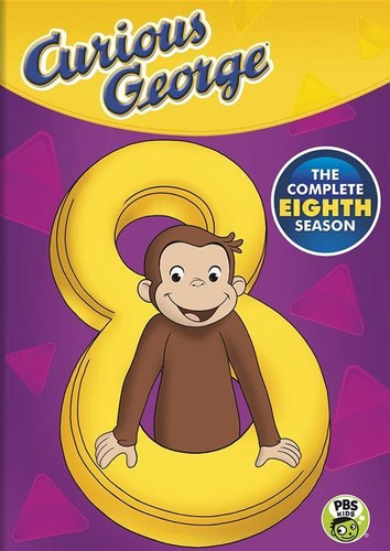 Curious George: The Complete Eighth Season