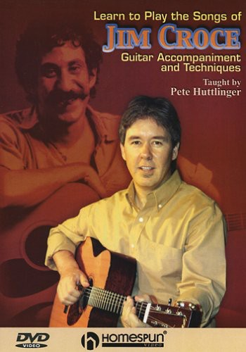 Learn to Play the Songs of Jim Croce