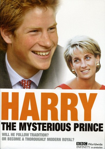 Royals Today: Harry - The Mysterious Prince [Documentary]