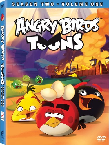 Angry Birds Toons: Season Two Volume 1