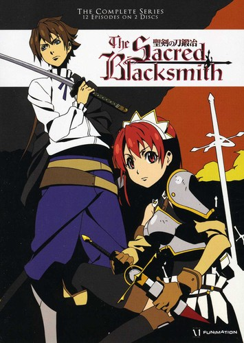 Sacred Blacksmith - Complete Series