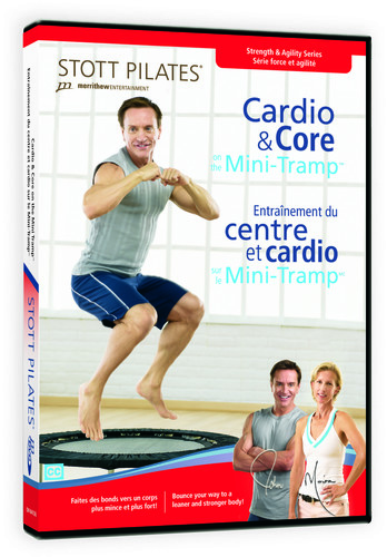 Cardio and Core on the Mini-Tramp