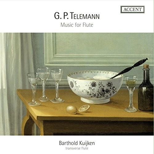 Telemann: Music for Flute [Box Set]
