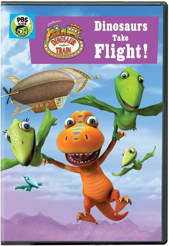 Dinosaur Train: Dinosaurs Take Flight!