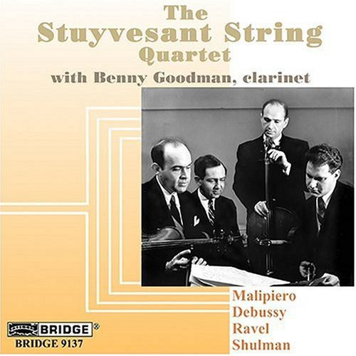 Stuyvesant Quartet Performs