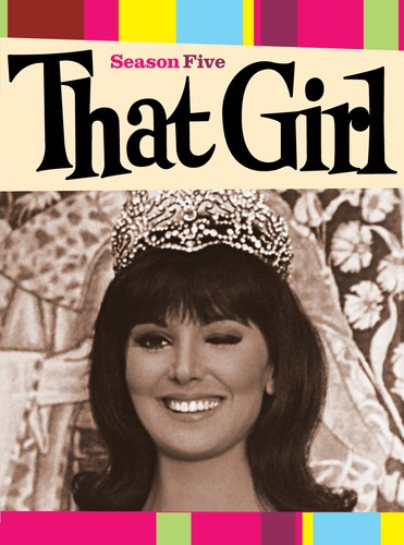That Girl: Season Five [Full Frame] [4 Discs] [Digipak] [Slipcase]