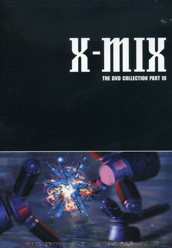 X-Mix: DVD Collection, Vol. 3 [Visual Arts]