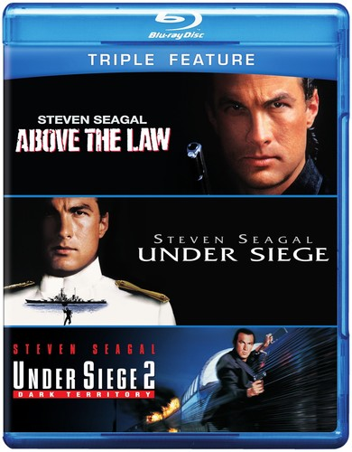 Above the Law & Under Siege & Under Siege 2