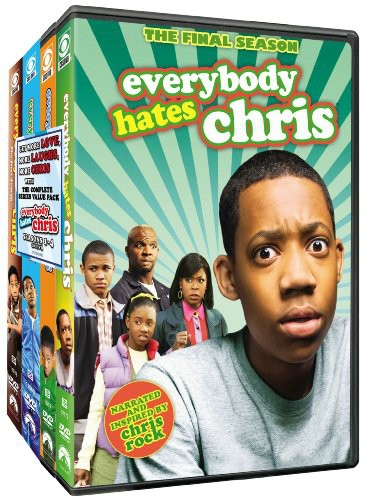 Everybody Hates Chris: The Complete Series [WS] [16 Discs]