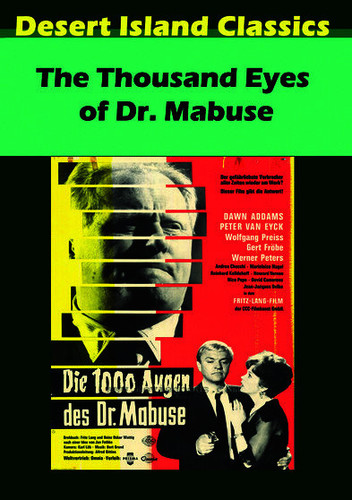 Thousand Eyes of Dr Mabuse
