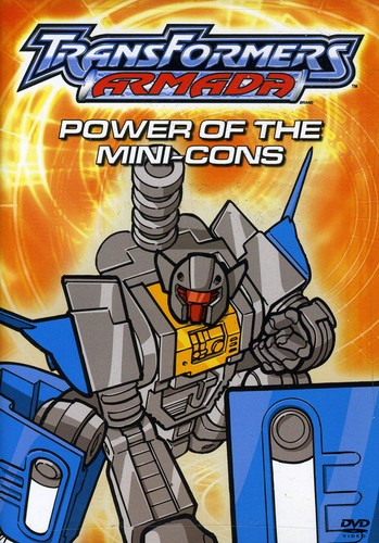 Transformers Armada: Power Of The Mini-cons [Animated] [4 Episodes]