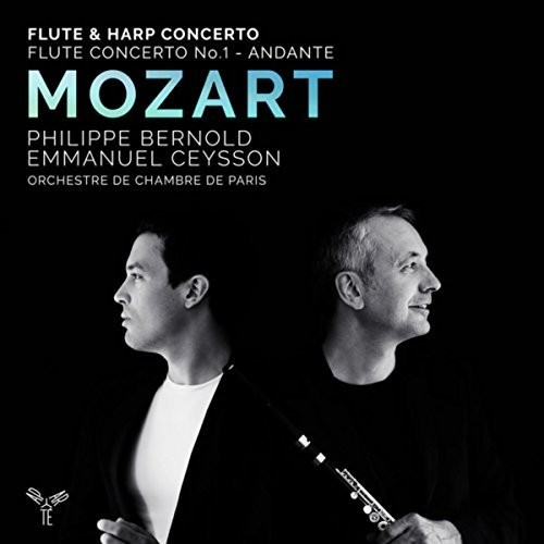 Mozart: Concertos For Flute And Harp