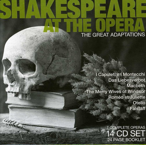 Shakespeare at the Opera /  Various