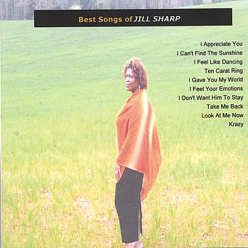 Best Songs of Jill Sharp