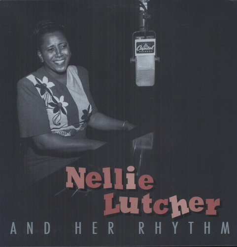 Nellie Lutcher & Her Rhythm (4cd Box & Book)
