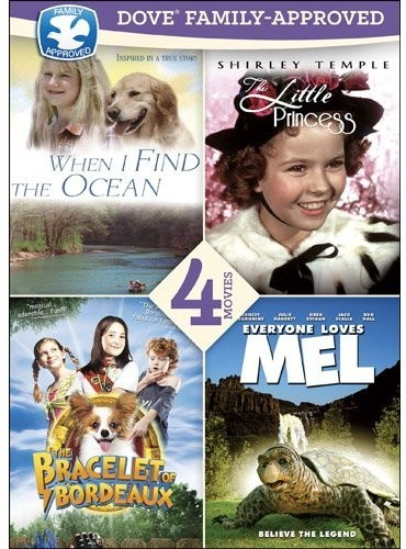 4 Movies Dove Family-Approved
