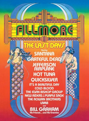 Fillmore: The Last Days [Digipak]