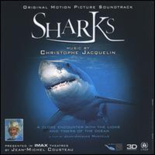 Imax-Sharks (Original Soundtrack)