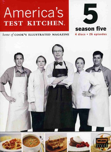 America's Test Kitchen: Season 5