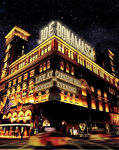 Joe Bonamassa: Live at Carnegie Hall: An Acoustic Evening