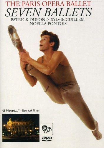 The Paris Opera Ballet: Seven Ballets