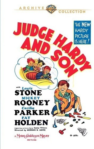 Judge Hardy & Son